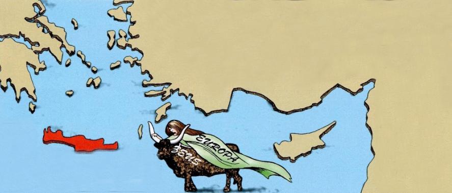 Europäische grenze zu asien